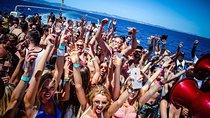 CDLN Ibiza Boat Party with Open Bar, Beach Party and Ibiza Club Entry, Ibiza, Day Cruises