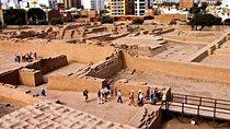 Lima Stadt der Könige Tour und Abendessen in Huaca Pucllana