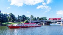 Red Sightseeing Stockholm Hop-On Hop-Off Boat Tickets