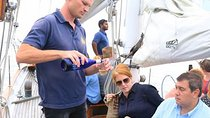 New York Sailboat Cruise with Wine Cheese and Charcuterie Tickets