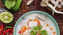 Full-Day Thai Cooking Class with Waterfall Visit from Phuket, Southern Thailand and Andaman Coast,...