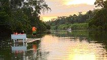 Jungle Trolley, Bamboo Raft & Mayan Village, Belize City, Trolley Tours