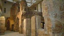 Navona Underground and City walk, Rome, Underground Tours