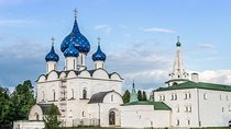 Explore the UNESCO World Heritage Listed Sites -Golden Ring Trip to Suzdal and Vladimir from...