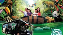 River Safari With 2-Way Safari Gate City Transfer, Singapore, Day Trips