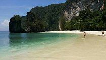 Canoeing PhangNga and swimming at Hong Island Krabi from Phuket by Speedboat, Southern Thailand...