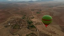 Marrakech Hot Air Balloon Sunrise Flight with Berber Breakfast, Marrakech, Balloon Rides