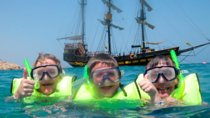 Pirate Ship Breakfast and Snorkel Cruise in Los Cabos, Los Cabos, Day Cruises