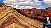 Rainbow Mountain an einem Tag