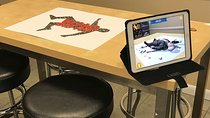 Augmented Reality Mini-Game, Austin, Cultural Tours