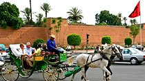 Horse-Drawn Carriage Ride & Dinner in the Best Restaurant in Marrakech, Marrakech, Horse Carriage...