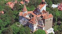 Scenic flight over Bran Castle, Transylvania, Air Tours