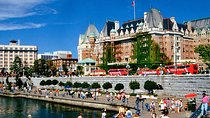 Victoria and Butchart Gardens by Seaplane and Speed Boat Tickets