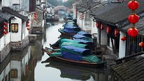 Suzhou and Zhouzhuang Water Village Day Trip from Shanghai, China