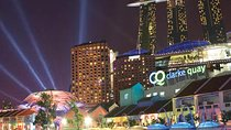 Singapore Night Out: Music & Light show, Marina Bay Sands SkyPark, River Taxi Tickets