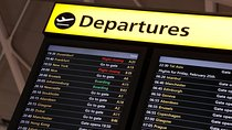 Shared Departure Transfer: Hotel to Athens Airport Tickets