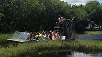 3 - 4 hours Everglades Tour from Miami Tickets