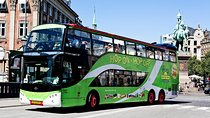 Copenhagen Hop-On Hop-Off Tour by Bus and Boat Tickets