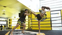 Private 1-1 Thai Boxing lesson Near Bangkok BTS Skytrain, Central Thailand, Sporting Events & ...