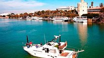 Seville Sightseeing Cruise by Yacht Including Lunch