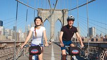 Shared Brooklyn Bridge Guided Bicycle Tour for Small Group, New York City, City Tours