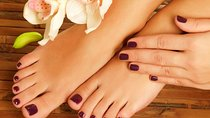 Sublime Beauty Package with 20-minute free Fish Pedi, Athens, Day Spas
