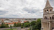 Budapest Castle District Walk with Matthias Church Entry Tickets