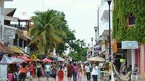 Playa del Carmen-Quinta Avenida Charming Evening from Cancun, Playa del Carmen, Night Tours