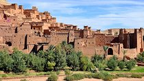 Full-Day Trip from Marrakech to Atlas Mountains and The Ancient Ait Ben Haddou, Morocco Sahara, Day...
