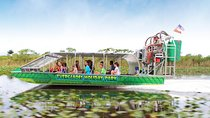 Everglades Airboat Tour and Alligator Show Tickets
