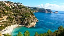 Javea Boat Trip to Granadella Cove with Paella Lunch and Dinner at the Beach, Alicante, Day Cruises