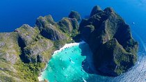 Phi Phi Island Adventure Day Trip by Speedboat from Phuket with Lunch, Southern Thailand and...