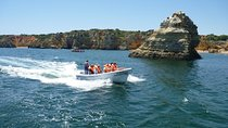Lagos and Ponta da Piedade Coastline Boat Trip with Lunch, Lagos, Day Cruises