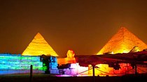 sound and light show at Giza Pyramids with Dinner, Cairo, Light & Sound Shows