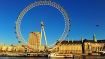 London Eye and Thames River Sightseeing Cruise Tickets