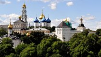 Sergiev Posad Day Trip from Moscow Including Troitse-Sergiev Monastery Tickets