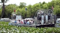 Shared Everglades Airboat Tour With Private Ground Transportation Tickets