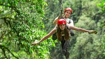 Congo Trail Canopy Tour from Playa del Coco, Playa Hermosa, Scuba Diving