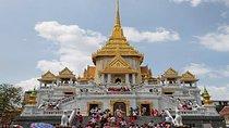 Private Tour: Bangkok an einem Tag mit Chao Phraya Fluss