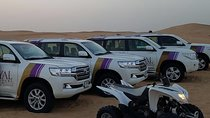Dubai Desert 4x4 Safari with Quad Ride from Sharjah, Sharjah, Safaris