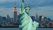 Full-Day New York City Tour with Empire State Building Observatory and Statue of Liberty Admission,...