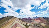2-tägige Wanderung zum Regenbogen-Berg ab Cusco