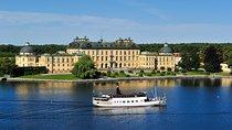 Stockholm to Drottningholm - Return Boat Ticket Tickets