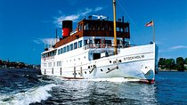 3-Hour Lunch Cruise in Stockholm Archipelago Tickets