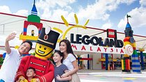 Legoland Theme Park and Water Park 1 Day Combo E-Ticket , Johor Bahru, Theme Park Tickets & Tours