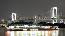 Japanese Style Dinner Cruise by Yakatabune by Tokyo Bay, Tokyo, Dinner Cruises