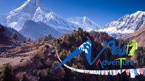 13 Days Manaslu Circuit Trek with NEST Adventure (a local travel company)