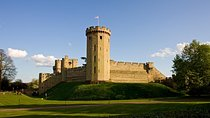 Warwick Castle: Admission and Cream Tea Package, Warwick, Hop-on Hop-off Tours