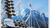 Fuji-Q Highland Full-Day Pass with Fujikyuko Line Train ticket, Nagano, Theme Park Tickets & Tours