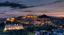 Athens After Sunset 2-Hour Highlights Tour by E-Bike Tickets